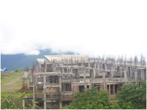 Construction of New High Court Complex Kohima (Main High Court Building, Civil Works).
