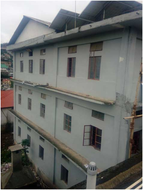 Repair and Renovation of Govt. Press Office Building Phase-II at Kohima
