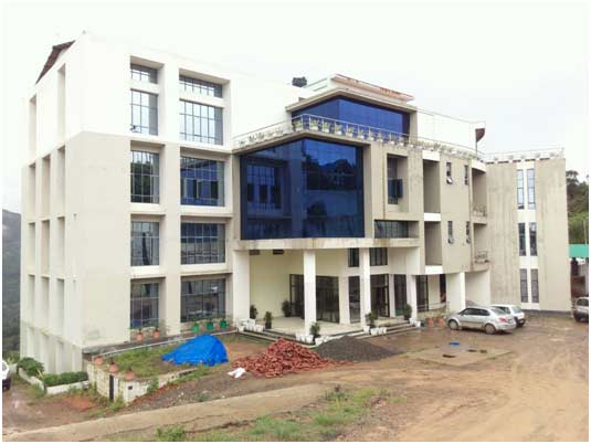 Construction of Directorate of Information Technology & Communication, Kohima District