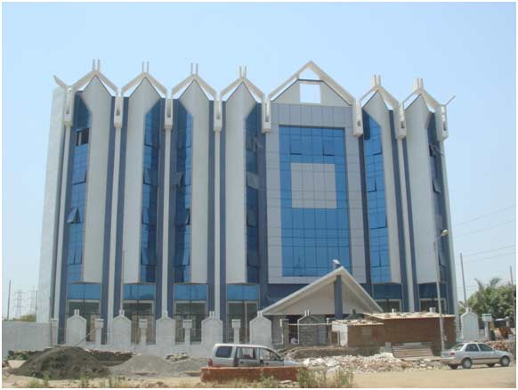 Construction of State Guest House Cum Emporium at Navi Mumbai