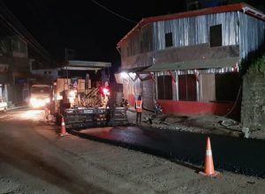 Improvement of city portion of Kohima city of NH-39