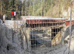 Reconstruction of Major Bridge over River Doyang on NH-61